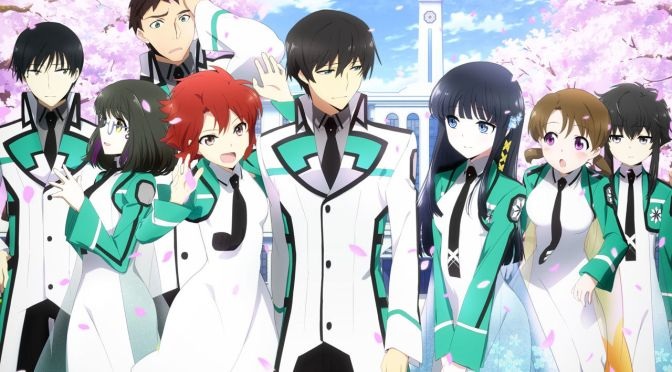 Deutscher Trailer zu The Irregular at Magic High School erschienen