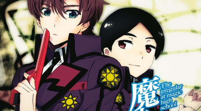 Wettkampf der Magier – The Irregular at Magic High School (Vol.3)-Review (BluRay)